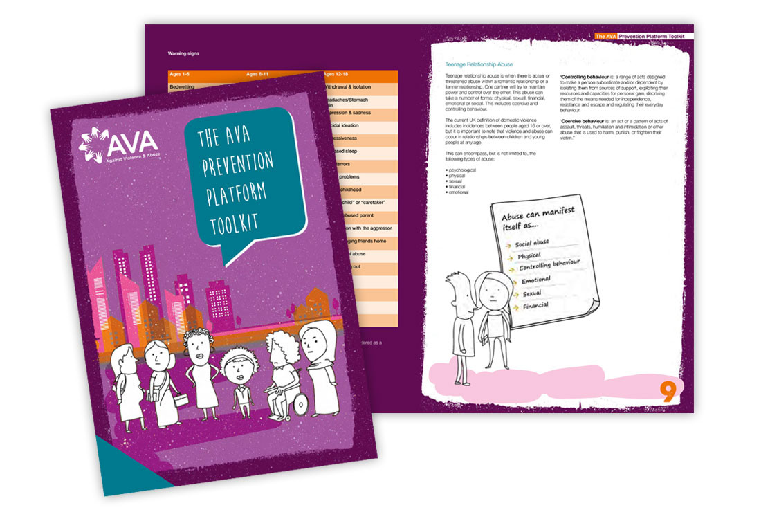 The AVA Prevention Platform Toolkit
