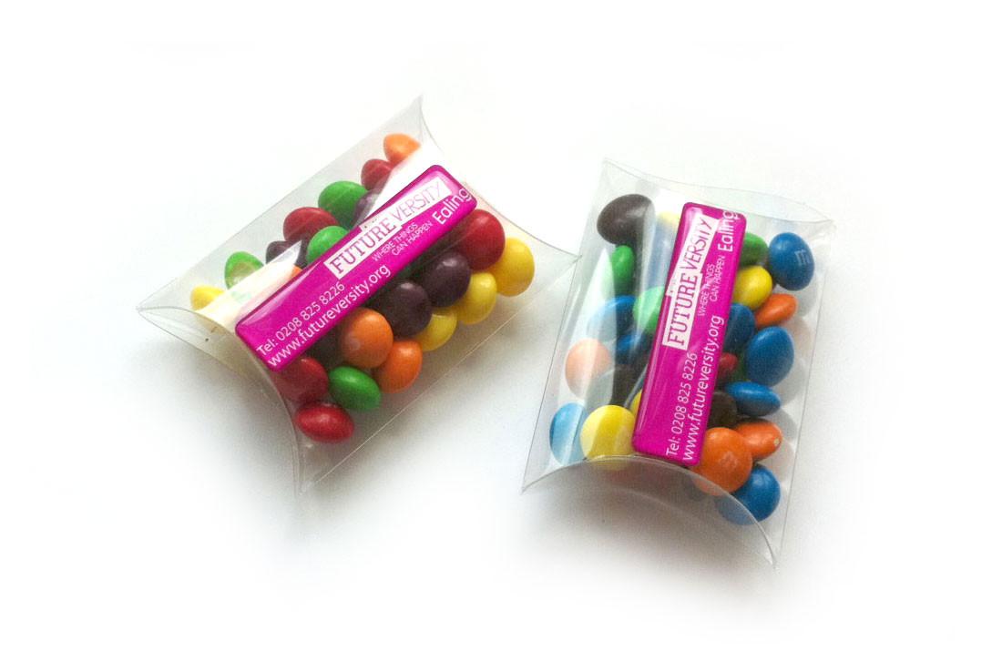 Branded Sweet Packs